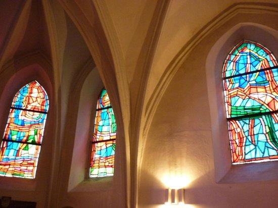 Ruprechtskirche: The interior