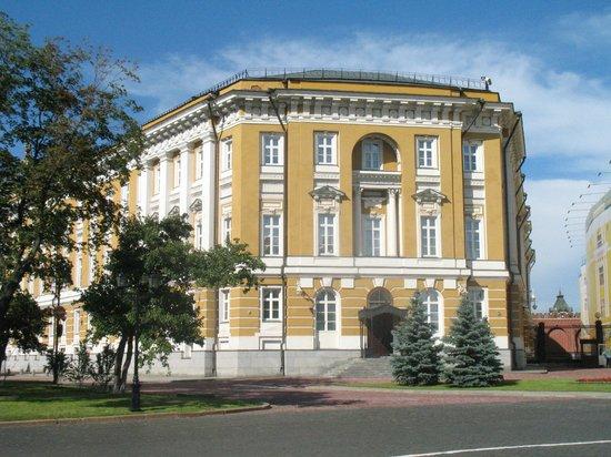 Moskauer Kreml: Кремль изнутри