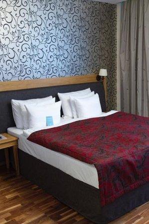 Solo Sokos Hotel Vasilievsky: кровать