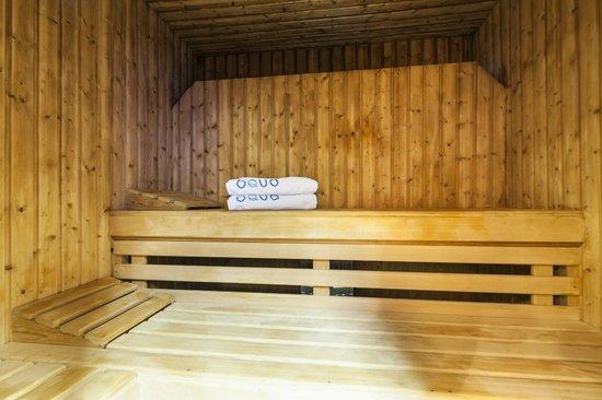 Don Candido Hotel: Sauna