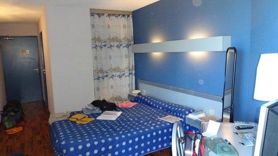 Sol Hotel: Notre chambre