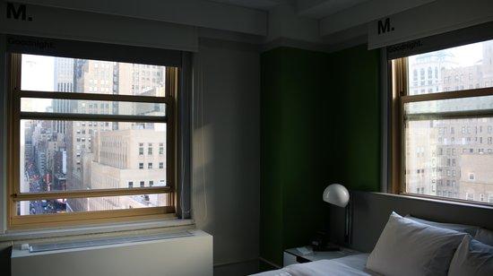 Row NYC Hotel : Vista da Times