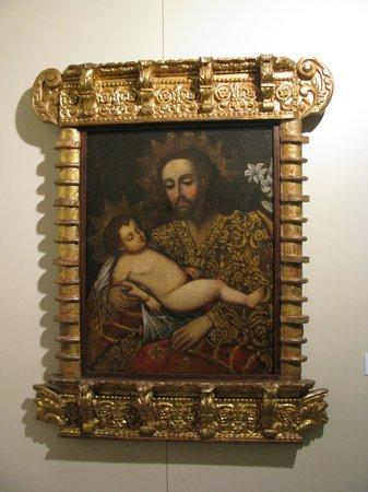 Museo de América: редкая икона