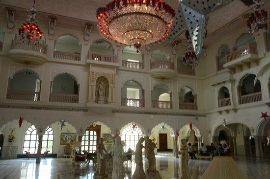 The Shiv Vilas : Inside view