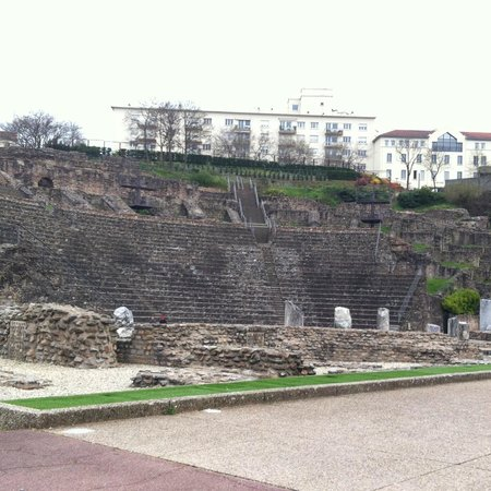Theatres Romains de Fourviere: Roman Ampitheater