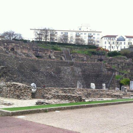 Théâtres Romains de Fourvière : Roman Ampitheater