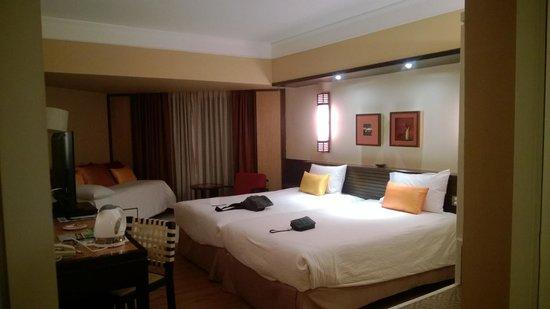 PARKROYAL Penang Resort, Malaysia: Room