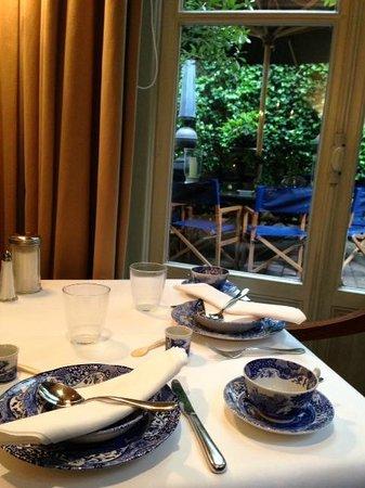 Hotel Seven one Seven: Fantastic breakfast