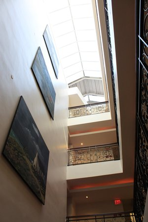 The New Tulbagh Hotel: First to Fourth Floor