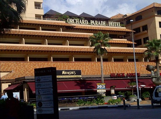 Orchard Parade Hotel by Far East Hospitality: OPH