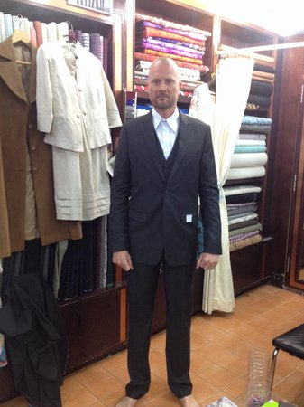 Paragon Tailor: Thanks mike for great suit