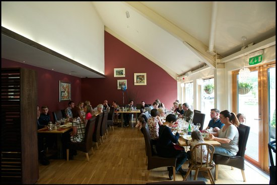 Mains of Taymouth Courtyard Restaurant: Special occasion at The Courtyard Bar & Restaurant, Kenmore