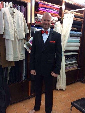 Paragon Tailor: Dinner suit