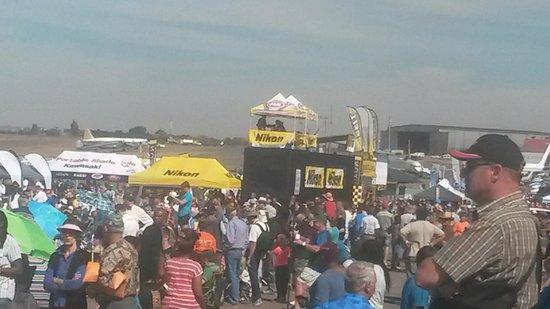 Swartkops, Afrique du Sud : crowds