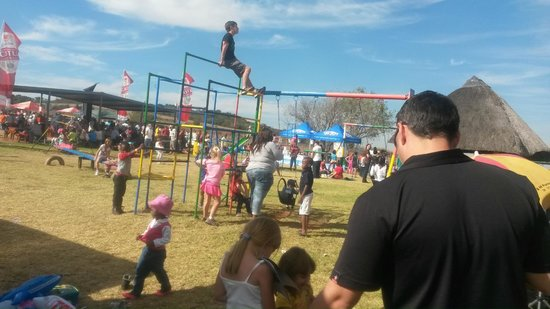 Swartkops, Afrique du Sud : play area
