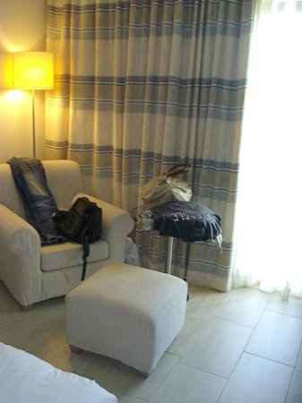 Hilton Vilamoura As Cascatas Golf Resort & Spa: Seating area