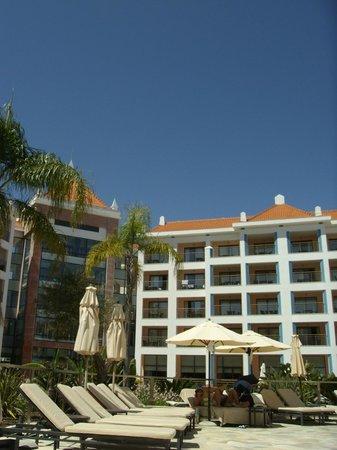 Hilton Vilamoura As Cascatas Golf Resort & Spa : Hotel exterior