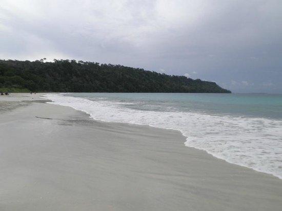 Radhanagar Beach: Bliss