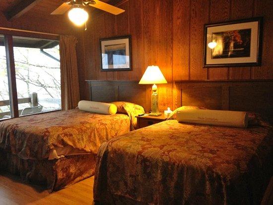 Preferred room at Skyland
