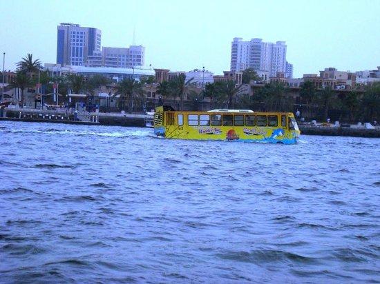 Cassells Al Barsha Hotel Dubai: Река и лодка