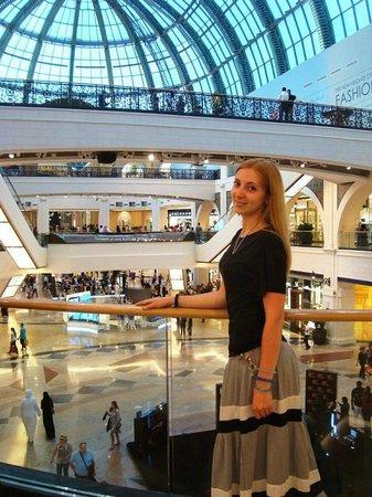 Cassells Al Barsha Hotel Dubai: Мол