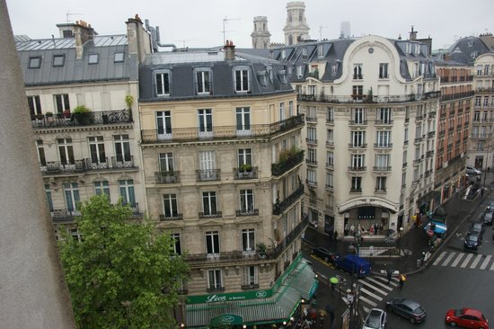 La Maison Saint Germain: Duplex - View across Blvd St Germain