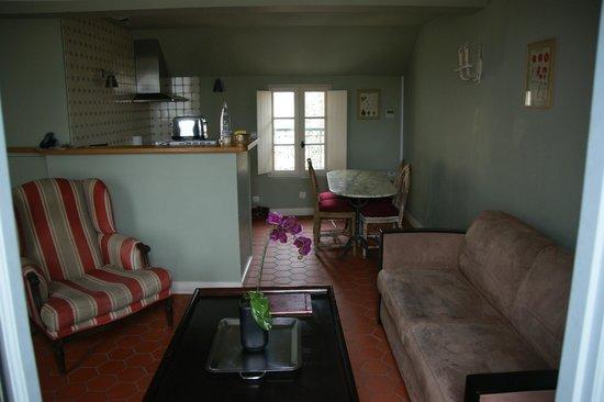 La Maison Saint Germain: Duplex - Upstairs