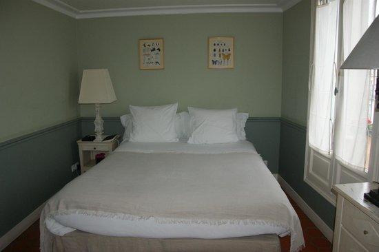 La Maison Saint Germain : Duplex - Bedroom #1