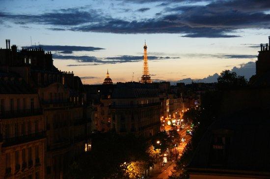 La Maison Saint Germain: Duplex - View from Balcony