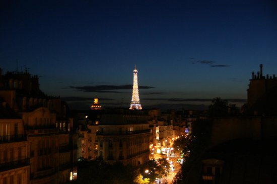 La Maison Saint Germain: Duplex - Eiffel Tower Light Show