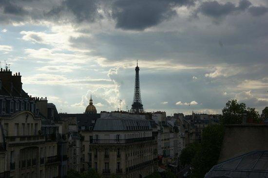 La Maison Saint Germain : Duplex - Eiffel Tower View