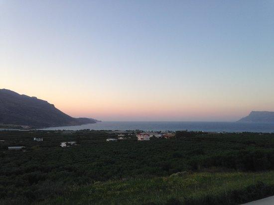 Youphoria Villas : View from the villa