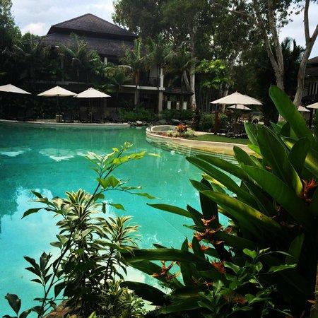Pullman Port Douglas Sea Temple Resort & Spa: the pool