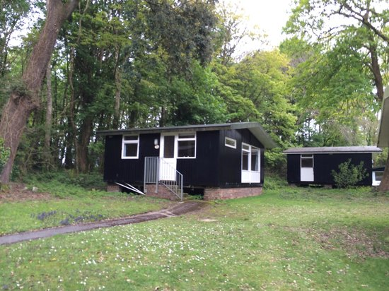 "St. Ives Holiday Village: Bronze Accommodation - ""the shack"""