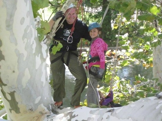 Alexandria, KY: Frequent Climbers at the Dayton Ohio Five Metro Parks