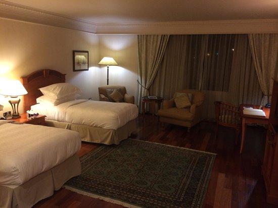 Sheraton Pretoria Hotel : Room
