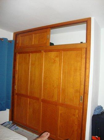 La Penita Apartments: Plenty of storage
