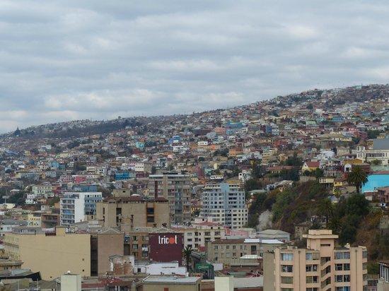 Cerro Concepción: Colorful homes of Valparaiso