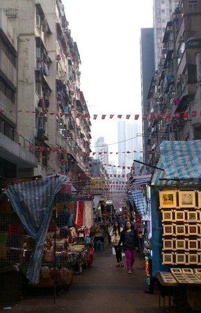 Temple Street Night Market: Temple Street Market