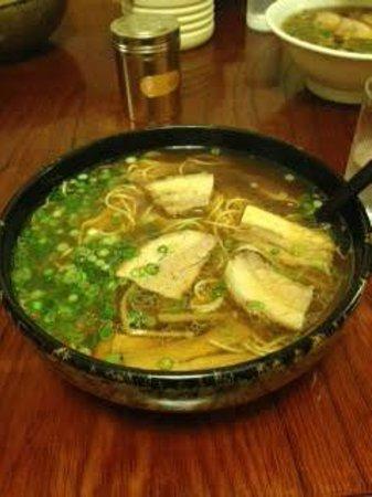 Fujiya : Chinese noodles