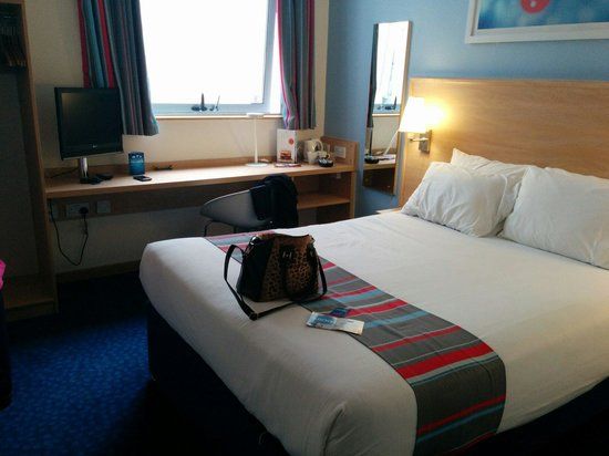Travelodge London Central City Road : Habitacion doble 432