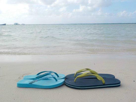 LUX* Belle Mare : Beach