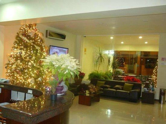 Hotel La Finca Suites: Noche Buena 2013