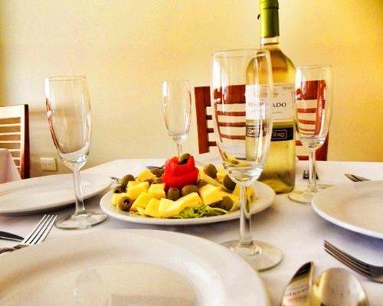 Hotel La Finca Suites: Restaurant