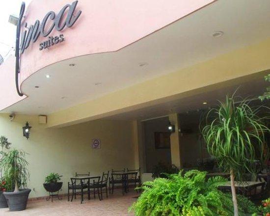 Hotel La Finca Suites: Entrance