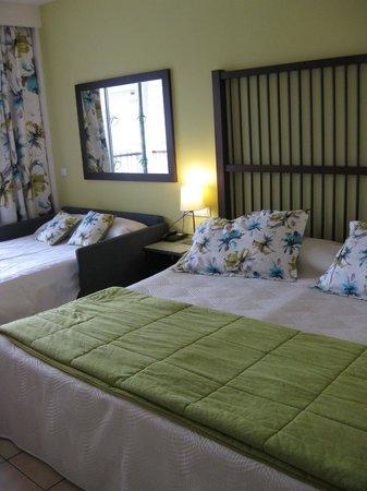 PortAventura Hotel Caribe: Habitación