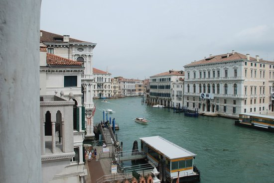 Hotel Palazzo Stern: Th Grand Canal