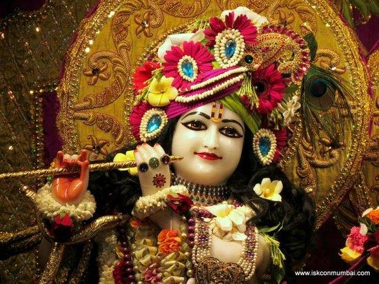 ISKCON Temple - Mumbai: ISKCON