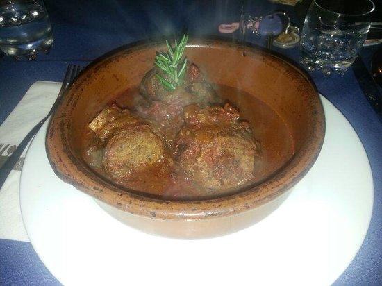 La Trattoria Restaurant: Bragioli