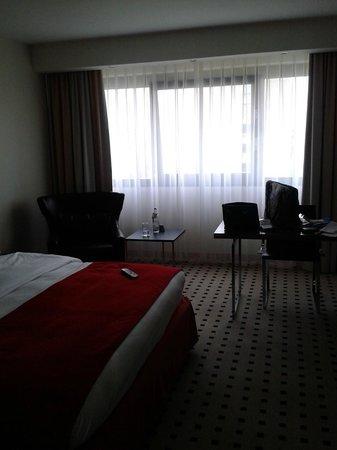 Radisson Blu Scandinavia Hotel, Dusseldorf: My room
